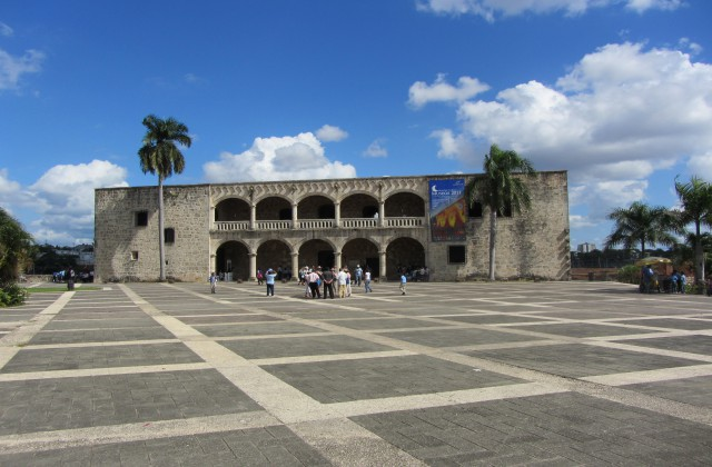 Santo Domingo Alcazar de Colon