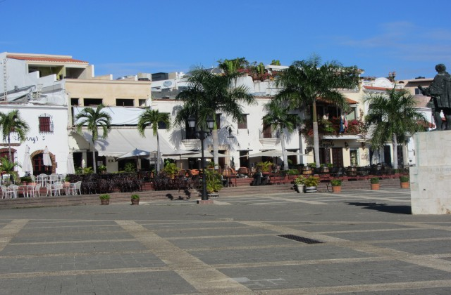 Santo Domingo Plaza Espana